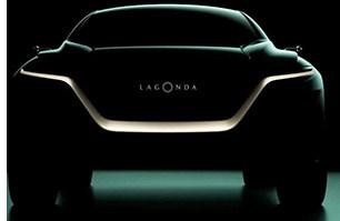 Aston Martin Previews Electric SUV