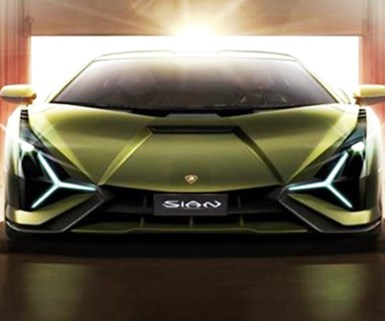 Lambo, MIT Team Up on Supercapacitor Material