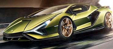 Mild-Hybrid Lambo Speedster Breaks Cover