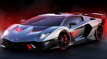Lamborghini Mulls Le Mans Racer
