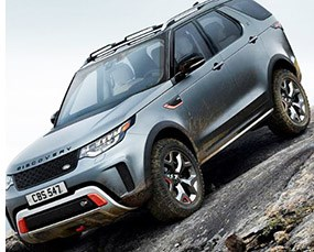 Land Rover Drops Plans for Specialty Models