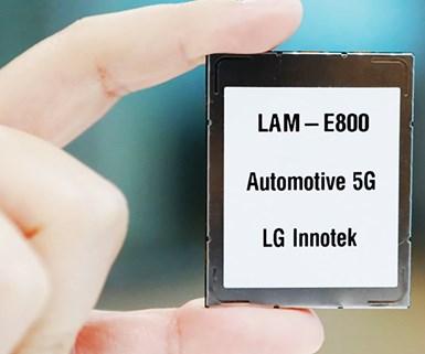 LG Touts 5G Module