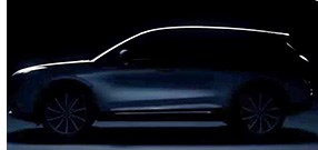 Lincoln Teases Corsair Crossover