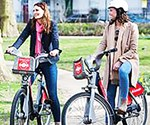 London Maps Biking Infrastructure