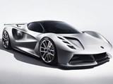 Lotus Unveils 1,900-hp EV