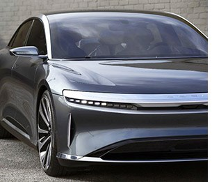 Lucid Motors Hopes to Build 15,000 EVs in 2021