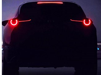 Mazda Readies Compact Crossover