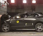 Mazda CX-30 Sets Top Mark in Euro Safety Tests