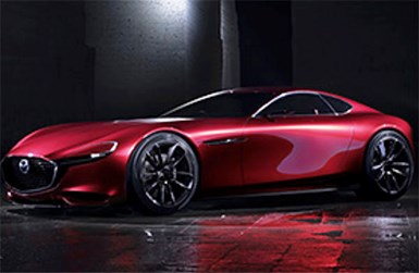 Mazda Developing RX-9 Sports Car?