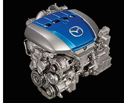 Mazda Developing Inline-Six Engines