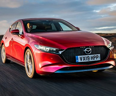 Mazda3 Named Women's World Car of the Year