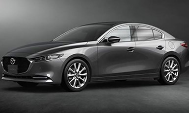 Mazda3 Tapped as China Car of the Year