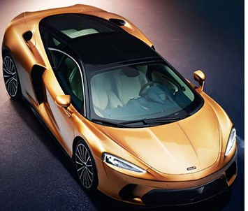 McLaren Gets Practical with GT Supercar