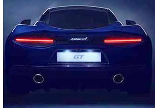 McLaren to Unveil GT Supercar Next Week