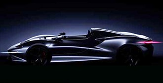 McLaren Confirms New Speedster