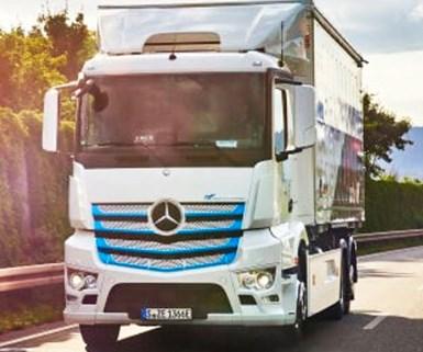 CATL to Supply EV Batteries to Daimler Trucks