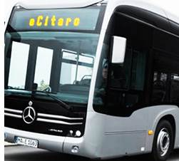 Mercedes Readies Electric Buses with Solid-State Batteries