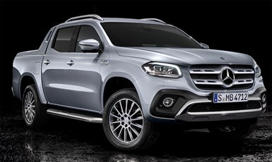 Report: Daimler to Kill Mercedes Pickup Truck