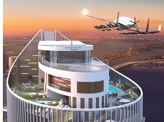 Miami Apartments to Get Landing Pads for Flying Cars