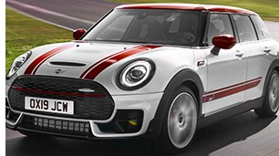 Mini Revs Up Performance Models