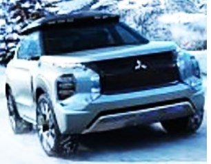 Mitsubishi Sizes Up SUV Differences
