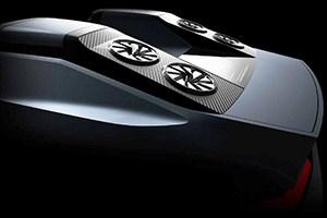 Mitsubishi Teases Compact Plug-In Hybrid