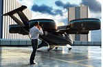 Bell Unveils Flying Taxi