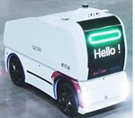 Chinese Startup Launches Autonomous Delivery Pod