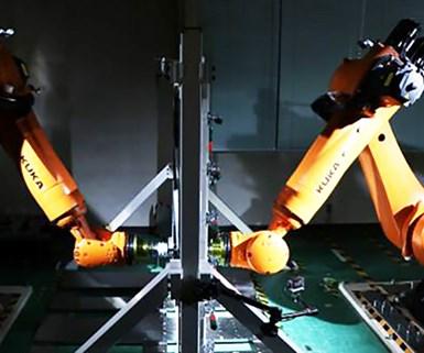 Nissan Touts New Robotics Tech for Old Parts