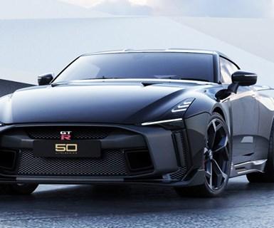 Nissan Readies GT-R50 Hypercar