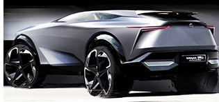 Nissan to Unveil Electric Crossover Concept in Geneva