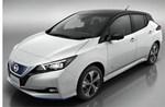 Longer-Range Nissan Leaf Starts at $37,000
