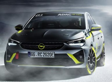 Opel Plans EV Rally Car Series