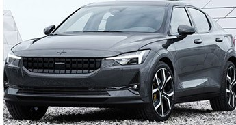 Polestar Unveils Electric Fastback