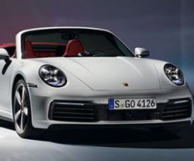 Porsche Adds Tech to Base 911 Carrera