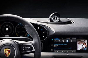 Porsche Adds Apple Music