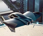 Porsche Teams with Boeing on Air Mobility Studies