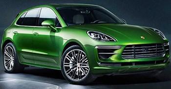 Porsche Revs Up Macan Turbo