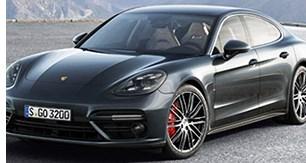 Porsche Developing Panamera Coupe, Convertible