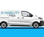 PSA Readies Electric Vans