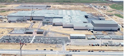 PSA Opens $627 Million Assembly Plant in Morocco