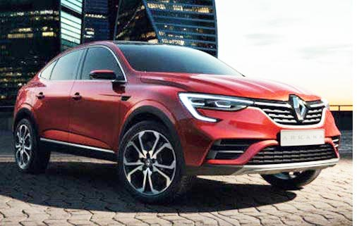 Renault Unveils Russian-Built Crossover Model