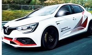 Renault Recaptures Nurburgring FWD Speed Record