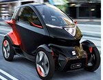 SEAT to Produce Electric Quadricycle