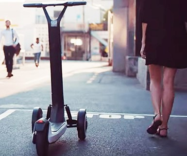 Segway Readies Remote-Controlled Scooter Tech