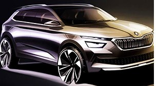 Skoda Plans Compact Crossover for Europe