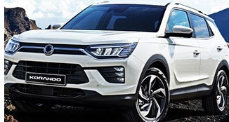 SsangYong to Add All-Electric Korando SUV