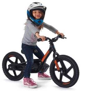 Harley-Davidson Buys Maker of Electric Bikes for Kids