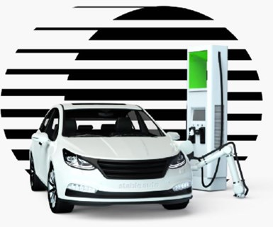 Startup Develops Automated EV Charger