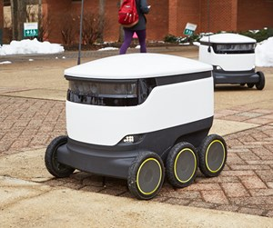 Robot Delivery Firm Goes to School with New Funding